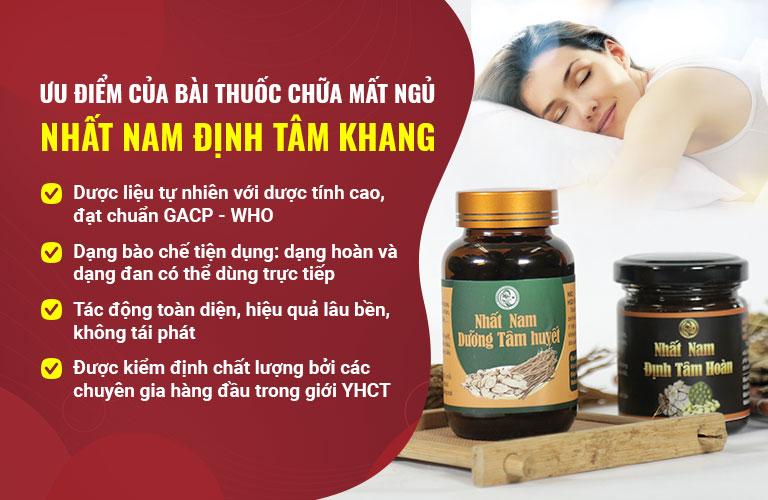 Nguồn gốc bài thuốc Nhất Nam Định Tâm Khang