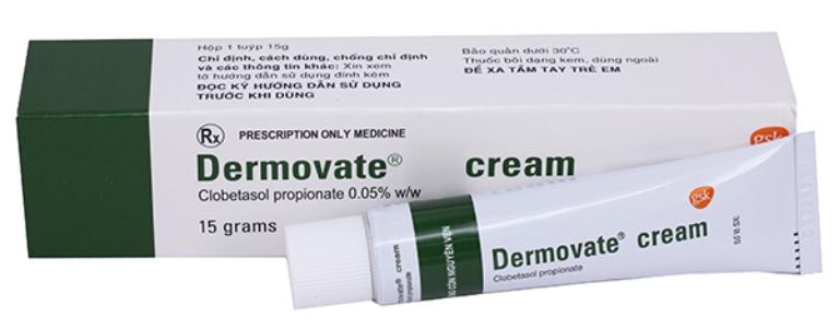 Thuốc bôi Daivonex kiểm soát triệu chứng bệnh vảy nến