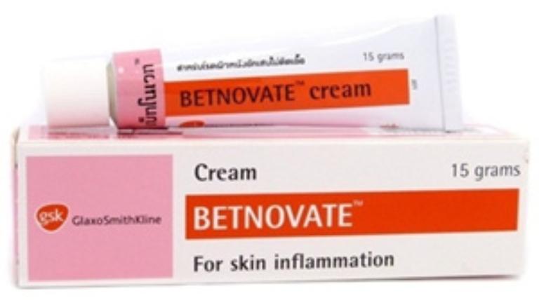 Thuốc bôi trị vảy nến - Betnovate