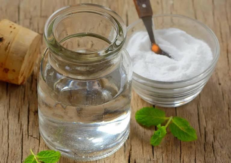 Nước muối pha loãng cải thiện các triệu chứng bệnh lý