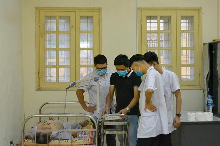 Trường Cao đẳng Dược tại Hà Nội