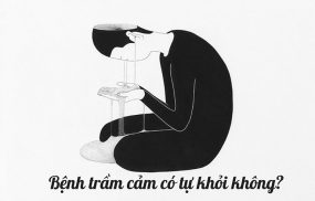 Bệnh trầm cảm có tự khỏi không
