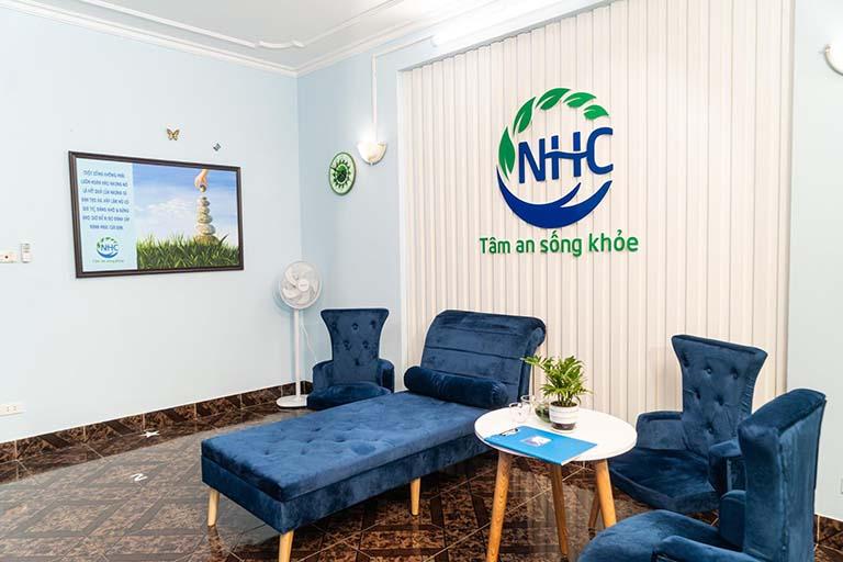 điều trị trầm cảm ở trung tâm NHC
