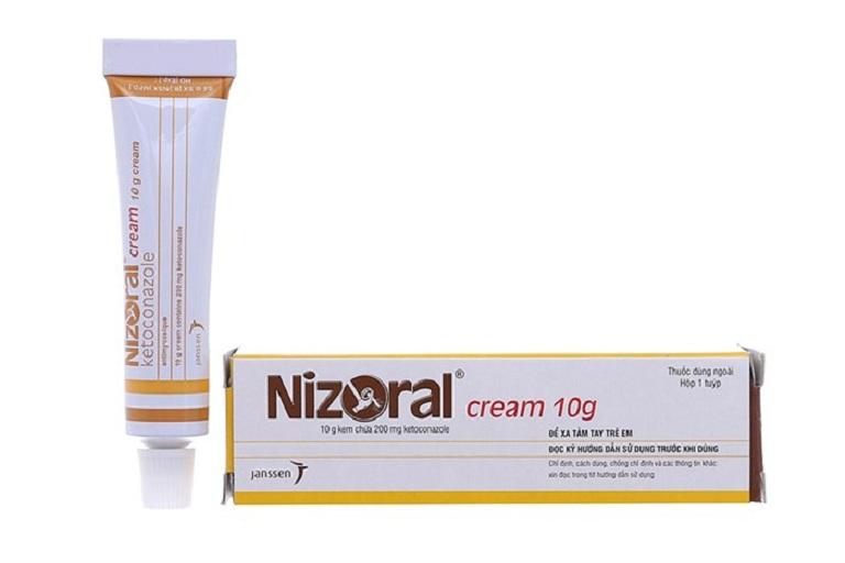 Thuốc trị lang ben ở háng, mông Nizoral