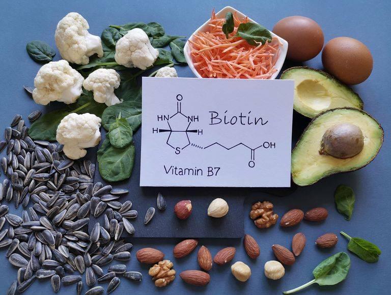 Các thực phẩm giàu biotin rất tốt cho sức khỏe làn da lẫn mái tóc