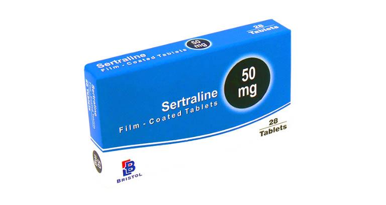 thuốc chống trầm cảm Sertraline