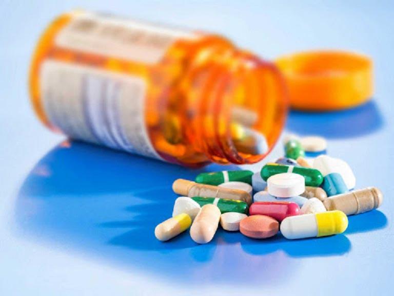 Thuốc chống trầm cảm nhóm đối kháng thụ thể 5-HT3