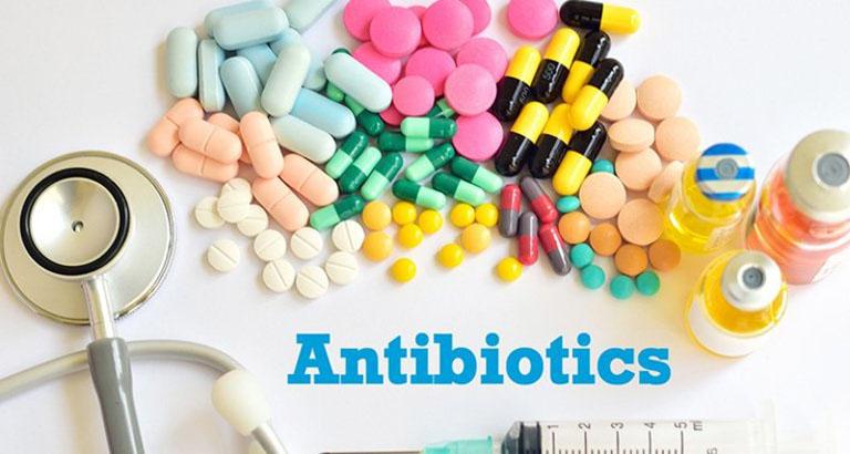 Thuốc kháng sinh trị ho cho trẻ em