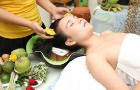 Trị nấm da đầu bằng phương pháp tự nhiên