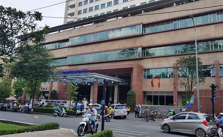 Bệnh viện Đại học Y dược Thành phố Hồ Chí Minh - Địa chỉ chữa trật khớp uy tín