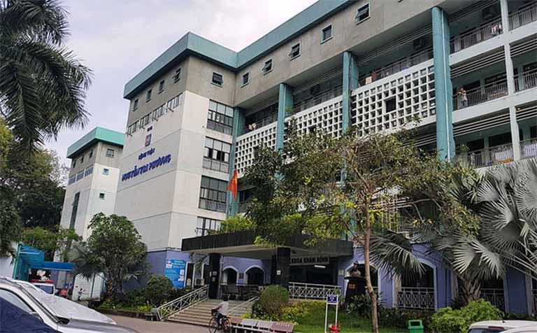 Bệnh viện Nguyễn Tri Phương là địa chỉ chữa trật khớp uy tín