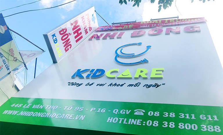 địa chỉ khám nhi uy tín quận Gò Vấp