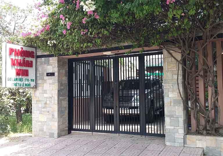 Phòng khám Nhi - Bác sĩ Đinh Nhã Uyên tại quận Thủ Đức TP HCM