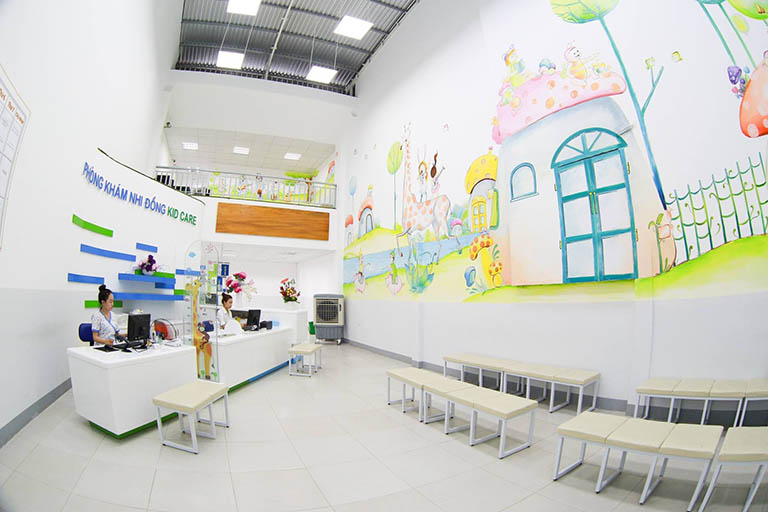 phòng khám nhi tại TPHCM