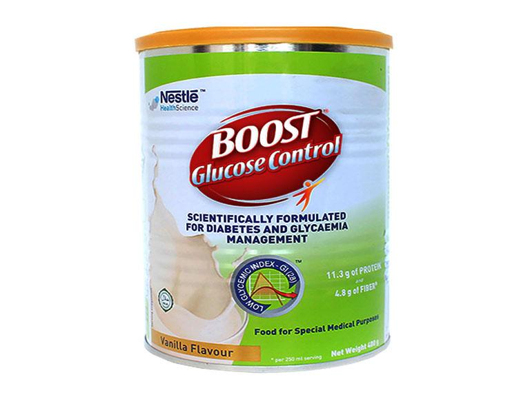 Sữa Boost Glucose Control dành cho người bị tiểu đường