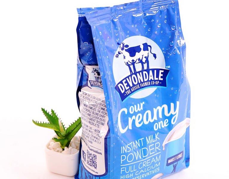 Sữa bột Devondale nguyên kem