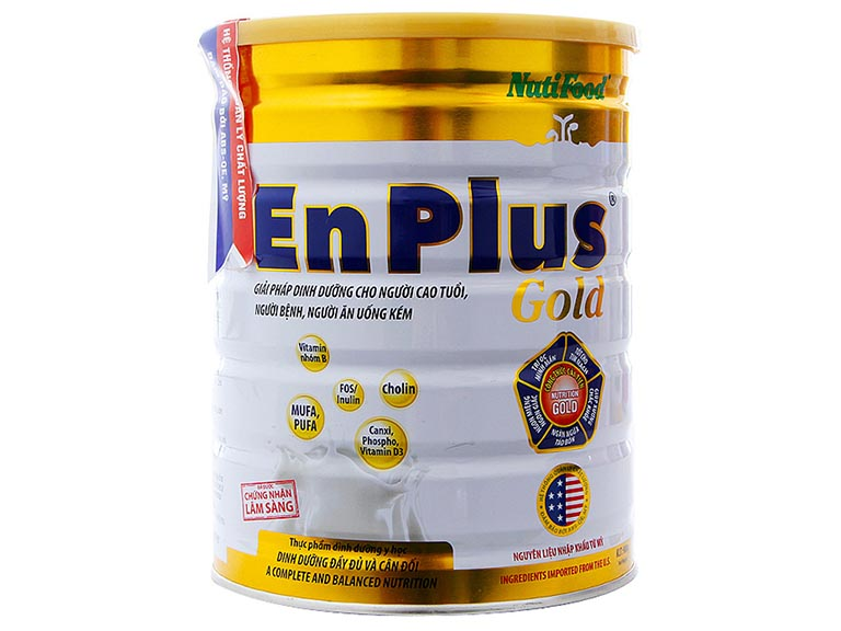 sữa Enplus Gold Nutifood