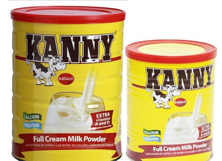 sữa Kanny tốt cho người gầy ốm