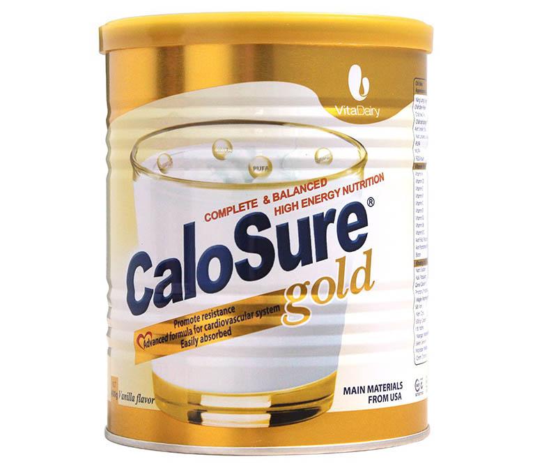 Sữa dành cho người già Calosure Gold