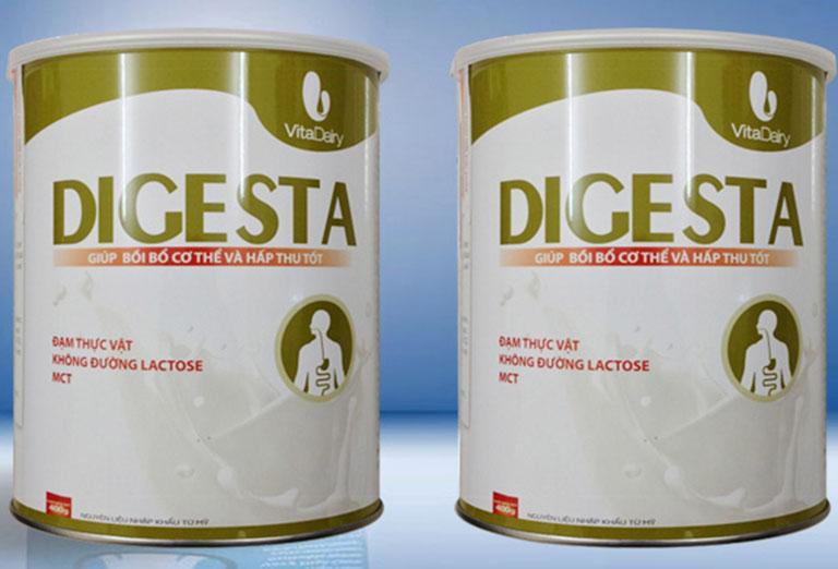 Sữa Digesta dành cho người già
