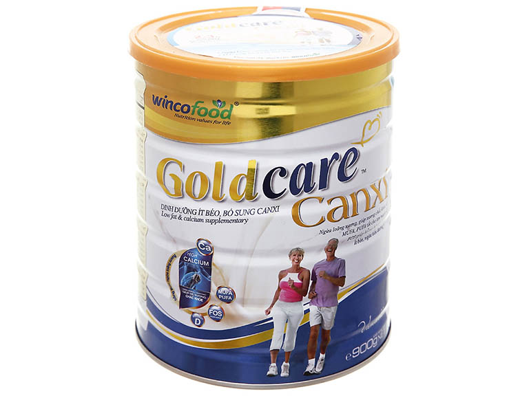 Sữa Wincofood GoldCare Canxi