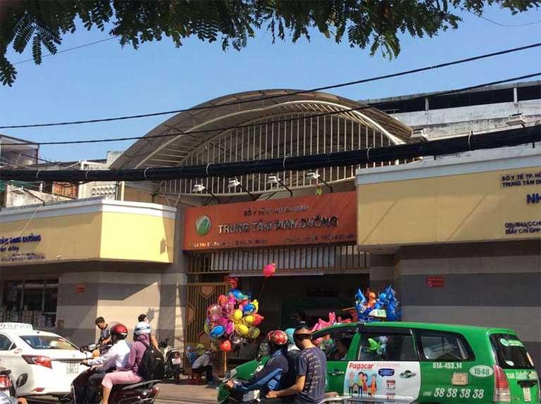 Trung tâm Dinh dưỡng Thành phố Hồ Chí Minh là địa chỉ tiêm chủng dịch vụ cho trẻ sơ sinh