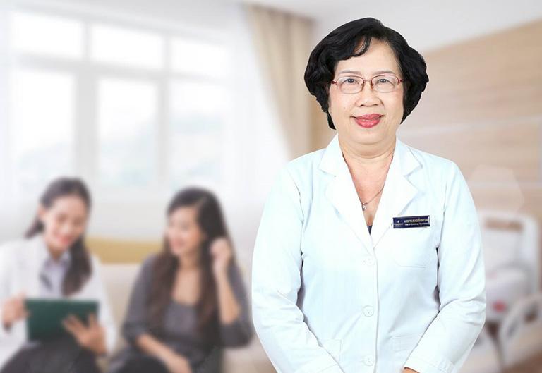 PGS.BS.TS Nguyễn Thúy Oanh