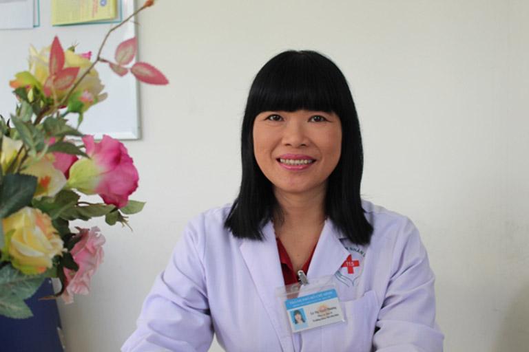 Bác sĩ Lê Thị Tuyết Phượng chữa dạ dày giỏi tại TPHCM