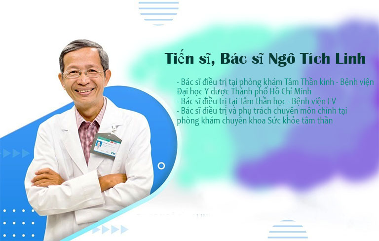 Khám và điều trị chứng mất ngủ với Tiến sĩ, Bác sĩ Ngô Tích Linh