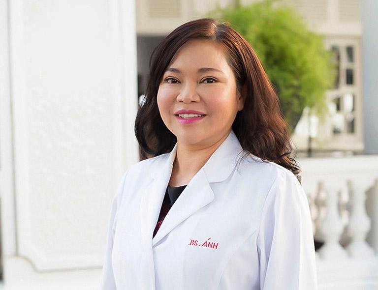 Chân dung của bác sĩ chữa rụng tóc giỏi Trần Ngọc Ánh
