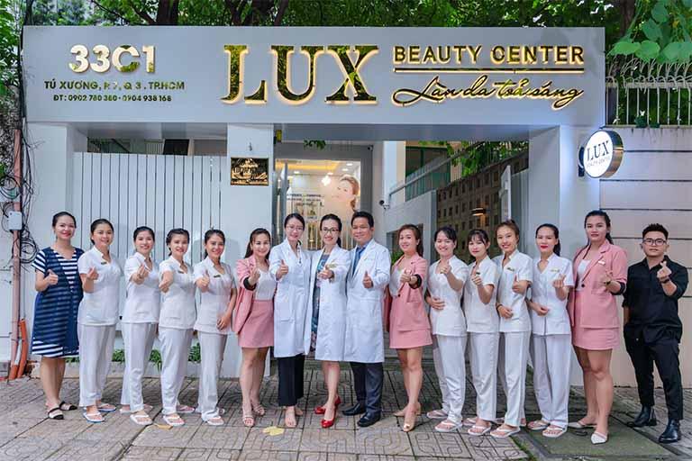 Viện Thẩm mỹ Da liễu công nghệ cao Beauty Center