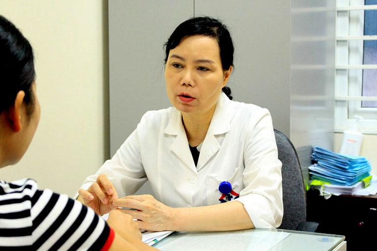 bác sĩ chữa bệnh về tai giỏi ở Hà Nội