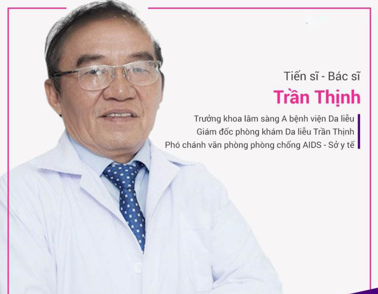 bác sĩ trị nám, tàn nhang giỏi tại TPHCM