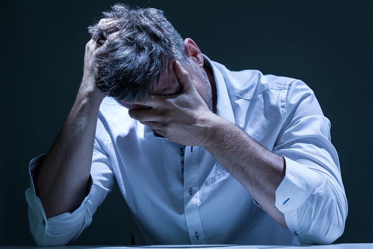 dấu hiệu trầm cảm ở phái mạnh