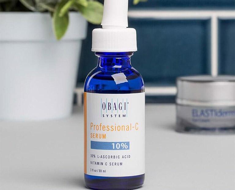 Obagi Professional-C serum 10% trị nám, tàn nhang