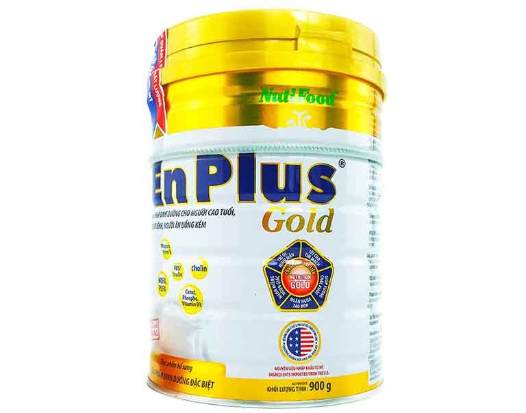 Sữa Enplus Gold cho người ốm dậy