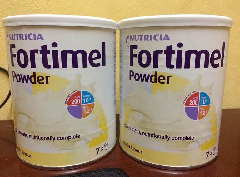 Sữa Fortimel Powder cho người mới ốm dậy