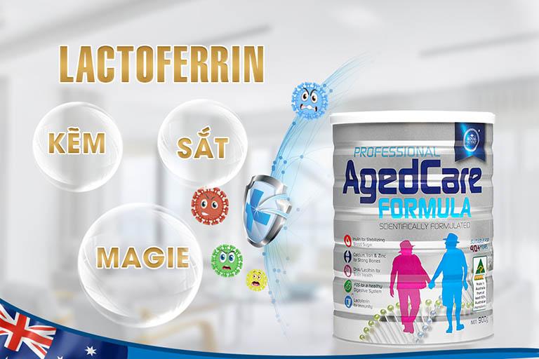 Sữa Agedcare Formula