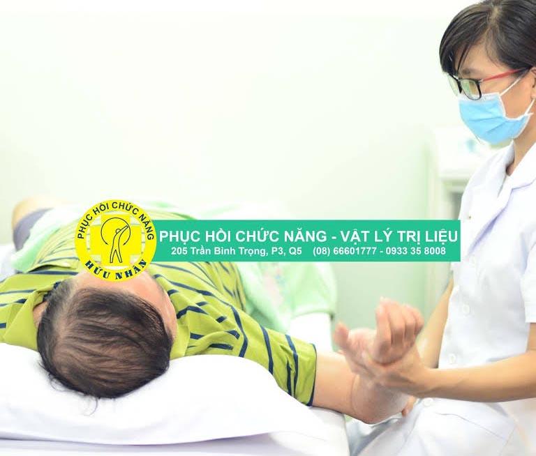 trung tâm vật lý trị liệu phục hồi chức năng tốt nhất TPHCM