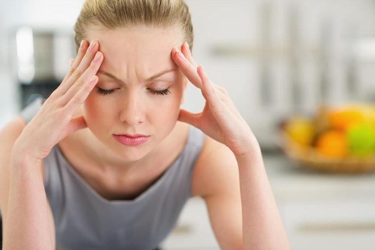 Bấm huyệt chữa rối loạn tiền đình