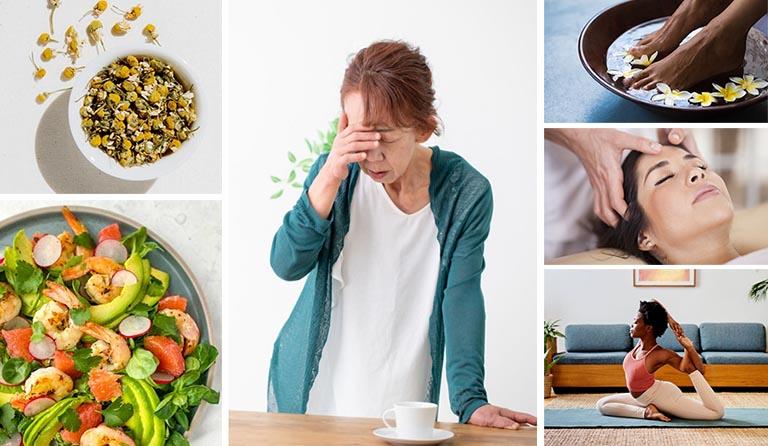 chữa rối loạn tiền đình tại nhà