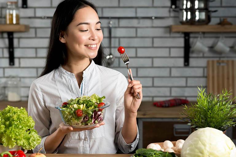 chế độ ăn uống cho người bị rối loạn tiền đình