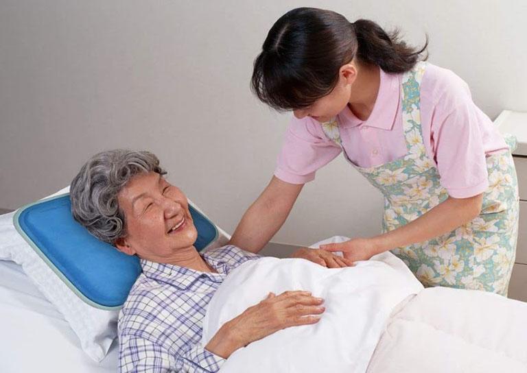 chăm sóc bệnh nhân rối loạn tiền đình