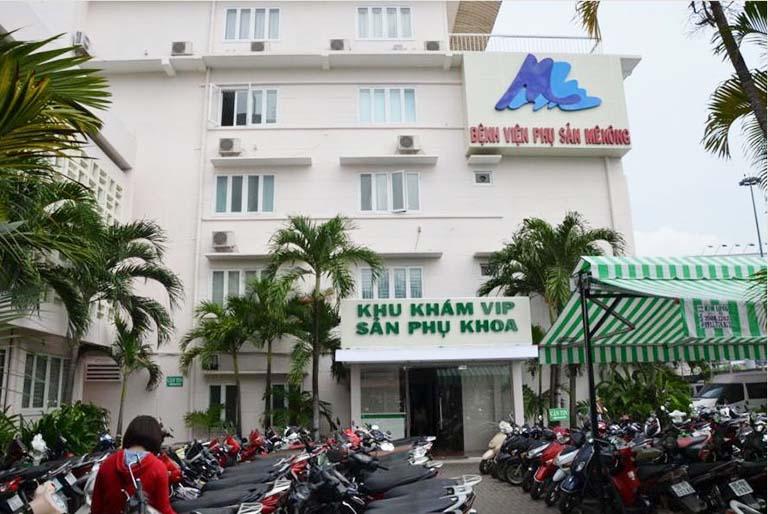 Bệnh viện Phụ sản Mê Kông đã và đang triển khai nhiều phương pháp đốt viêm lộ tuyến cổ tử cung