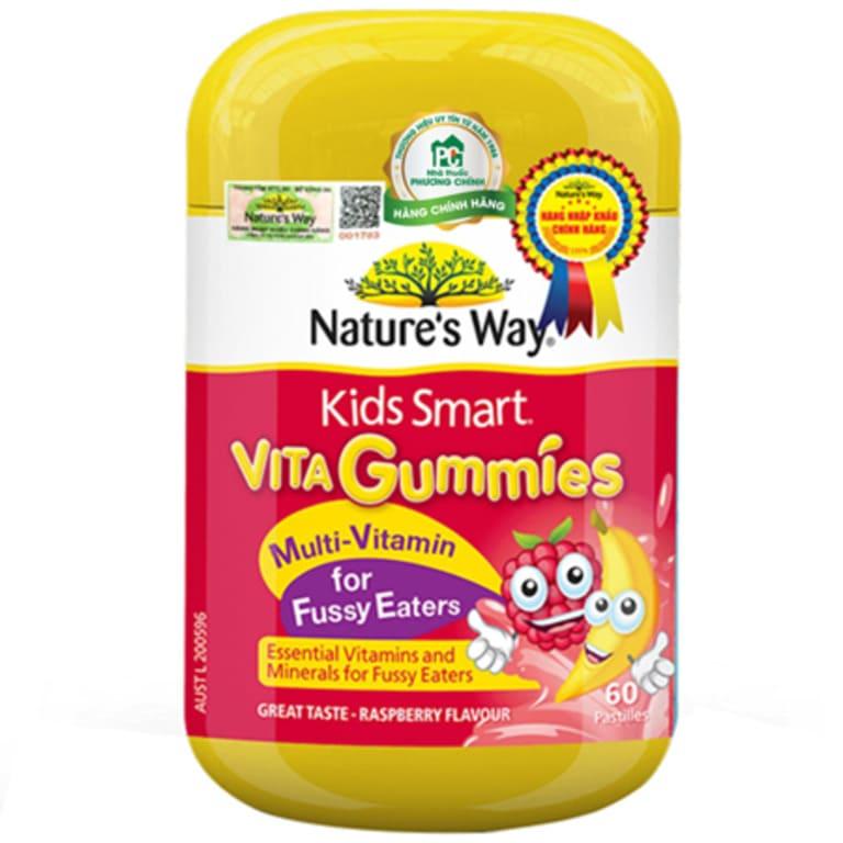 Kẹo bổ sung đa Vitamin Nature's Way VitaGummies Multi-Vitamin