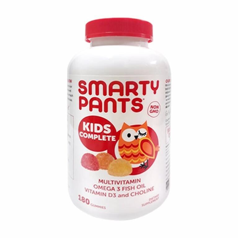 Kẹo bổ sung Vitamin C cho trẻ em Smarty Pants Kids