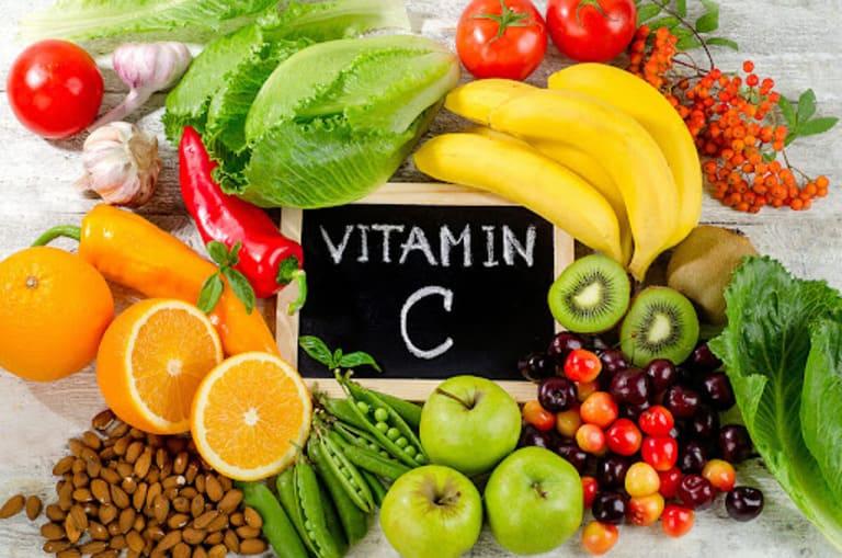 Các loại kẹo bổ sung vitamin C cho bé