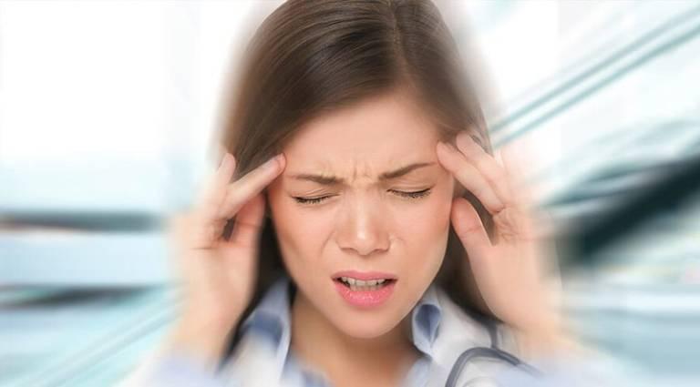 rối loạn tiền đình ốc tai