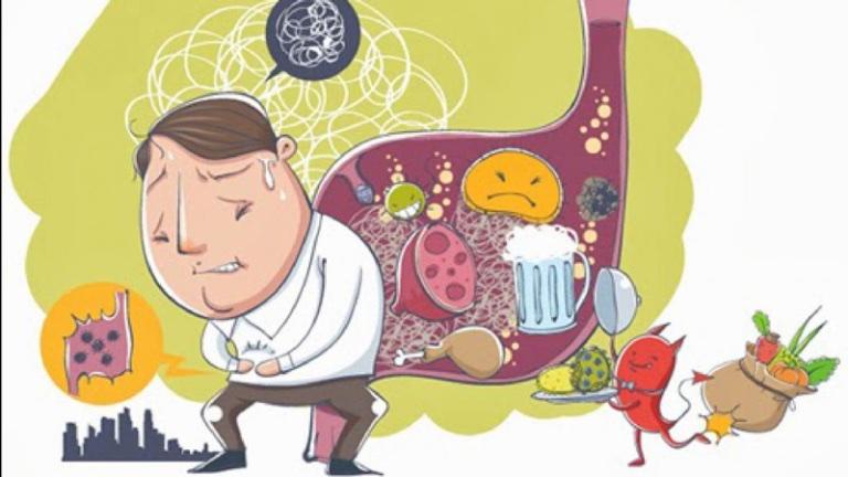Rối loạn tiêu hoá