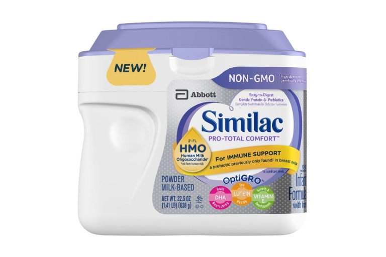 Sữa Similac Total Comfort 638g